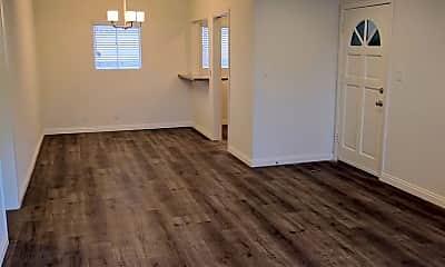 Living Room, 13535 Moorpark St, 1