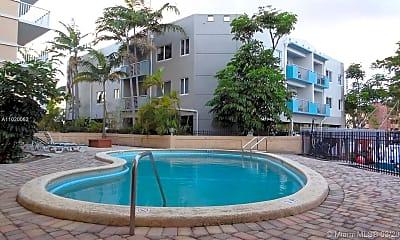 Pool, 3527 NE 168th St 407, 2