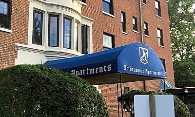 Ambassador Apartments, 1