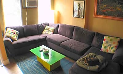 Living Room, 2231 S Clarion, 1