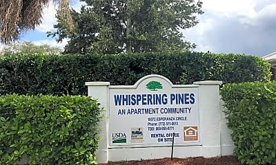 Whispering Pines, 1