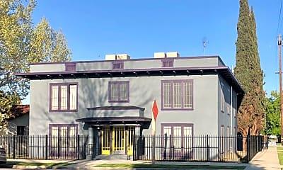 Building, 2200 D St, 0