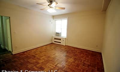 Bedroom, 2700 Connecticut Avenue, NW, 1