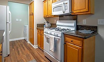 Kitchen, River Walk Apt. Homes, 1