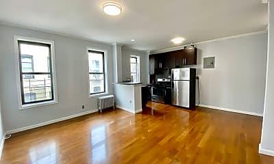 Living Room, 611 W 163rd St 55, 0