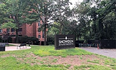 Snowden House, 1