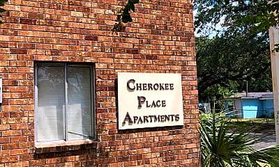 CHEROKEE PLACE, 1