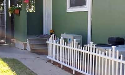 Patio / Deck, 17 E Magnolia Ave, 0