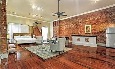 Living Room, 137 Carondelet St 401, 1