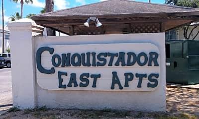 Conquistador East Apartments, 1