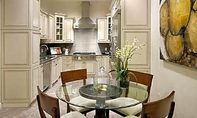 Dining Room, 40 Nassau St, 1