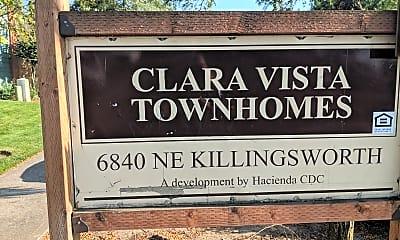 Clara Vista Townhomes, 1