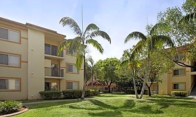 Building, Garden Walk Apartments, 0