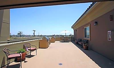 Patio / Deck, Harborview National City, 1
