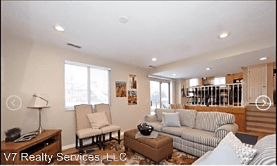 Living Room, 1287 Alta Heights Dr, 1