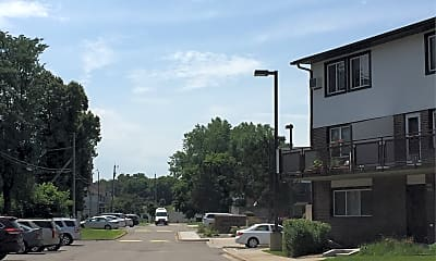 Hanover Townhouses, 1