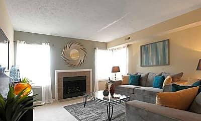 Living Room, The Atrium, 1