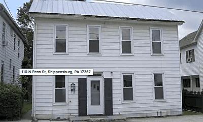Building, 110 N Penn St, 0