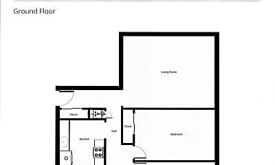 Living Room, 124 N 31st Ave, 2