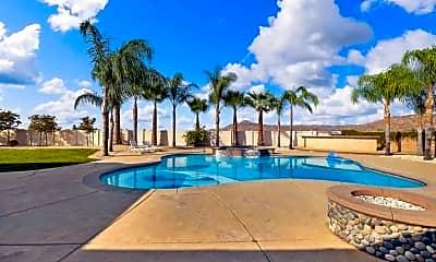 Pool, 848 Olivette St, 0