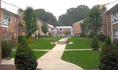 Building, Clinton Manor Arms Apartments, 1