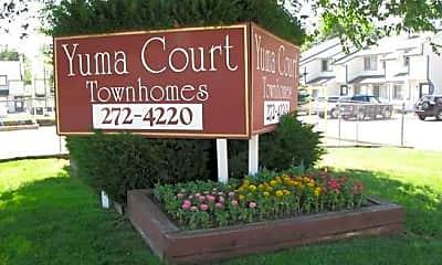 Yuma Court Townhomes, 1