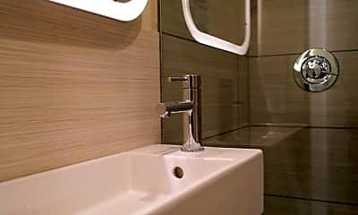 Bathroom, 1011 West 75th Street, 2