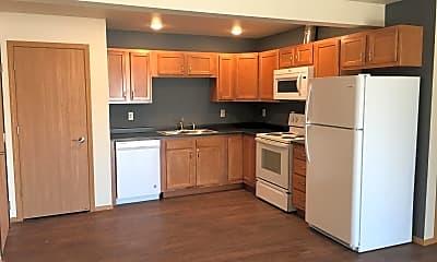 Kitchen, 201 Wilshire Blvd N, 1