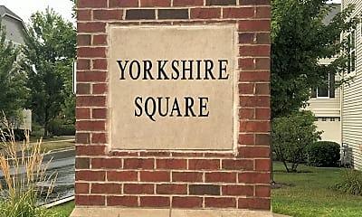 Yorkshire Square Rowhomes Last 50 Units, 1