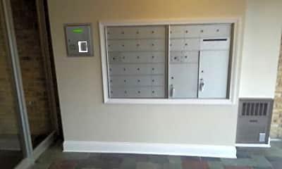 Storage Room, Wheaton Station Apartments, 1