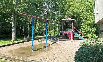 Playground, Finneytown Apartments, 2