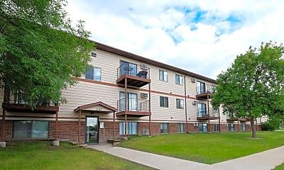Building, Carlton Apartments, 0