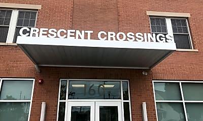 Crescent Crossing, 1