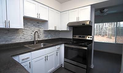 Kitchen, Grand Lake Townhomes, 0