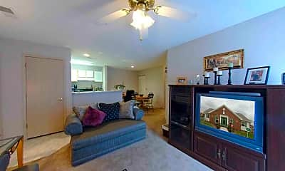 Living Room, Bayberry Village Apartments, 0