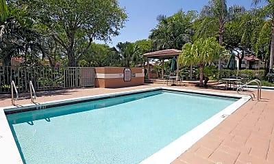 Pool, Palms Of Boca Del Mar, 2