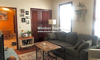 Living Room, 63 Webster Ave, 0