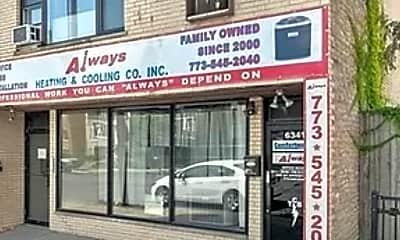 Community Signage, 6341 W Belmont Ave 2R, 0