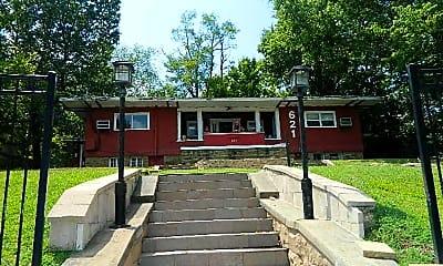 Building, 621 N Leverett Ave, 1