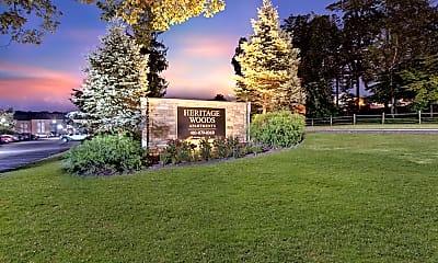 Community Signage, Heritage Woods, 2