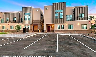Building, 2185 E Howe Ave, 1