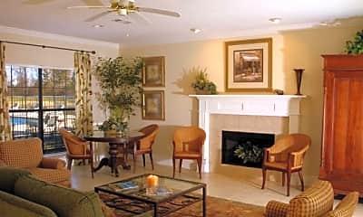 Living Room, Spring Lake Apartments, 0