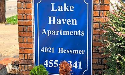 Lake Haven Riverside Court Apartments, 1