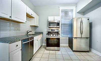Kitchen, 3129 W Augusta Blvd 3R, 1