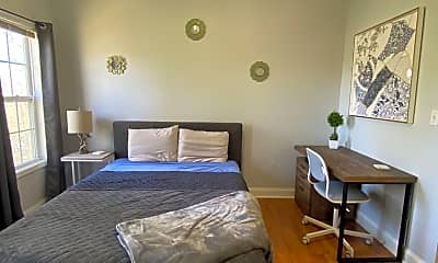 Bedroom, Room for Rent -  a 2 minute walk to bus stop Atlan, 2