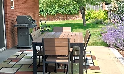 Patio / Deck, 414 King St, 2