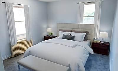Bedroom, 262 Harrison St, 1