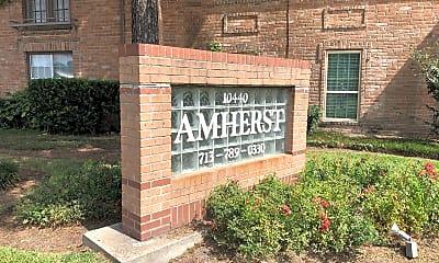 Amherst, 1