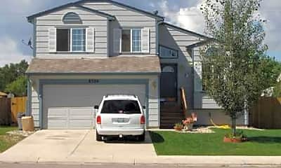 Building, 8390 Dassel Dr, 2