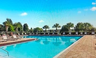Pool, 8531 Silverbell Loop, 2